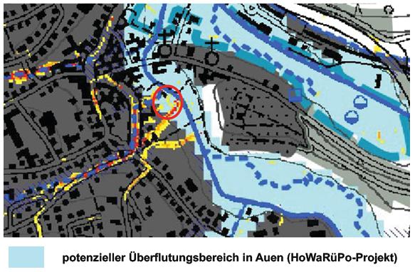 Überschwemmungsbegiet Lohnsbachpark